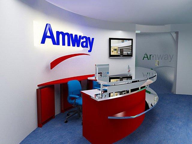 «Amway» докатилась до магазинов в России