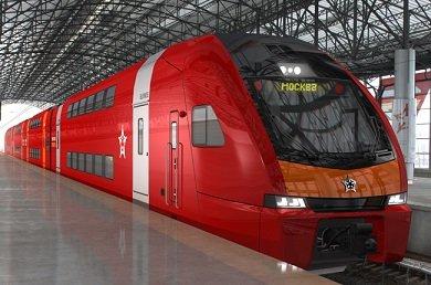 Двухэтажные поезда в «Аэроэкспрессе» будут запущены к середине лета