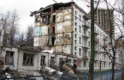 Стали известны подробности законопроекта о демонтаже столичных хрущевок