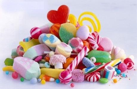 Интересные факты о конфетах