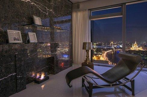 В «Москва-Сити» наблюдается стремительный рост продаж апартаментов