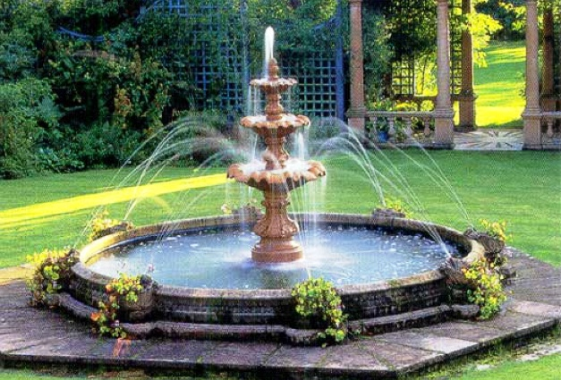 Вода в саду. Нужна ли она?