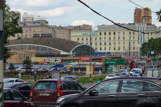 Мирослав Мельник займется реновацией Черемушкинского рынка