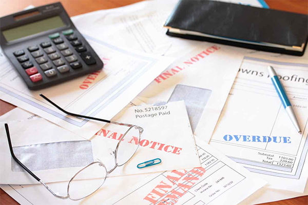 Взыскание долгов при ликвидации предприятия