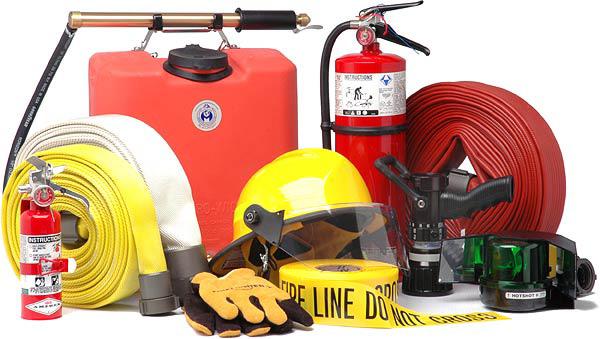 Пожарная безопасность работников организации регламентируется законами РФ