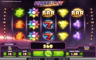 Лучшие игровые автоматы от Netent в казино вулкан
