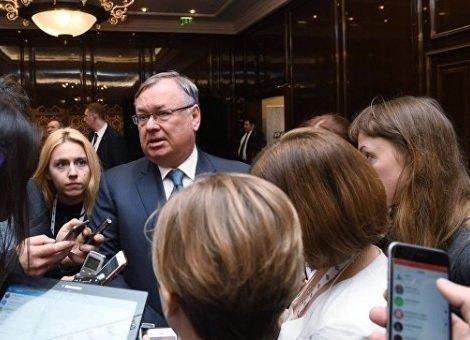 Костин не исключает возможности рейдерского захвата украинской «дочки»