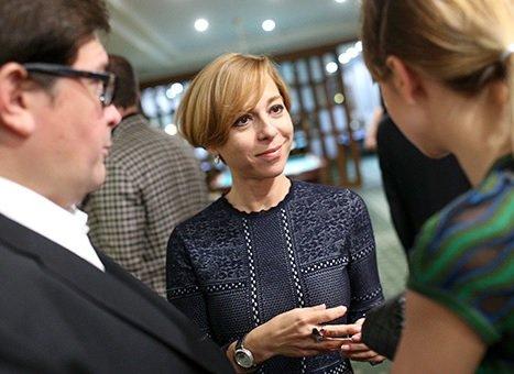 Максимовской не удалось занять должность вице-президента Сбербанка
