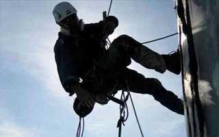 Проведение высотных работ в Москве