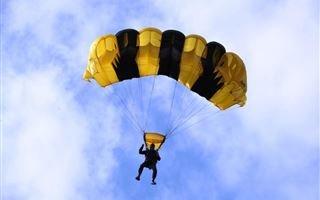 Как проходят прыжки с парашютом