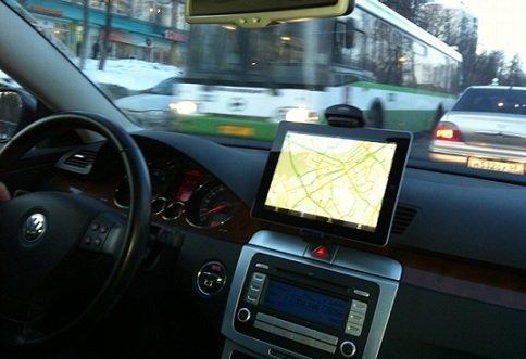 Таксисты планируют отказаться от использования «Яндекс.Навигатора»