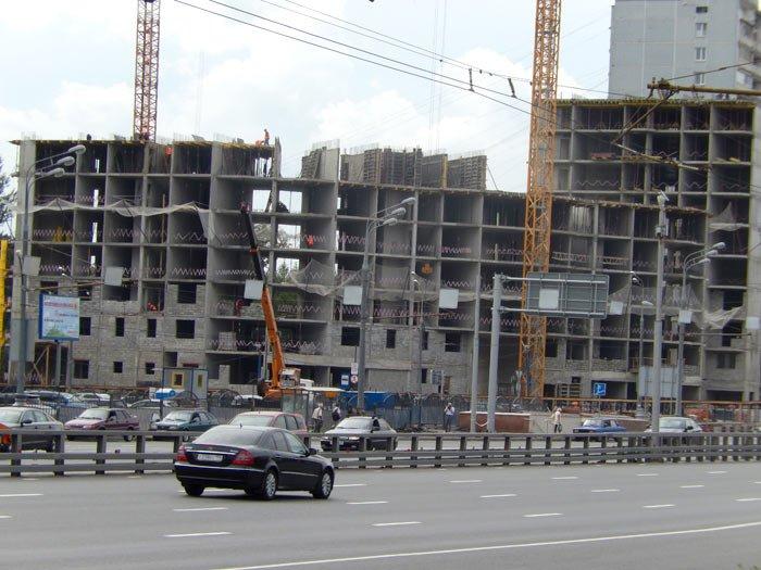 «МИЦ» построит ЖК на месте автобазы в Хорошево-Мневниках