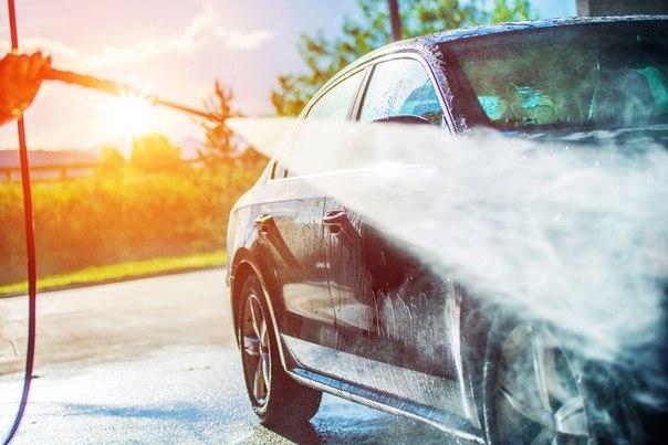 Автомойка - залог чистоты и исправности автомобиля