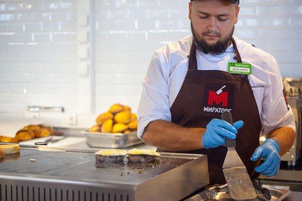 «Мираторг» накормит покупателей бургерами