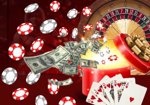 От костей и монет к виртуальному казино