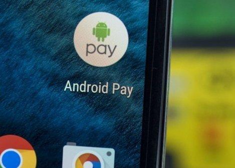 Россияне смогут воспользоваться Android Pay с середины мая