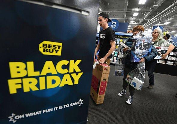 ФАС сочла товарный знак «Black Friday» не подлежащим правовой защите