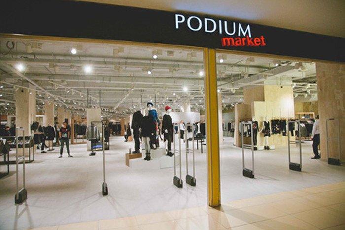 «Reviva Holdings» намеревается приобрести магазины «Podium Market»