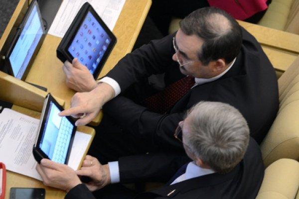 В Госдуме задумались над регулированием работы мессенджеров