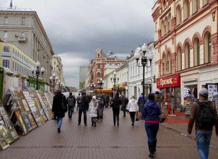 Инвесторы в столичную недвижимость заинтересовались продуктовыми магазинами