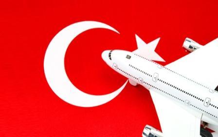 Полеты в Турцию наяву