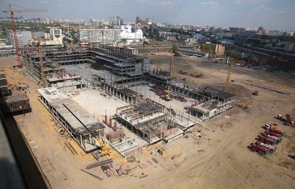 АИЖК поучаствует в строительстве «Парка легенд»
