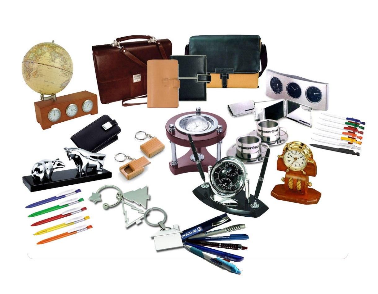 Сувениры как отдельный вид рекламной продукции