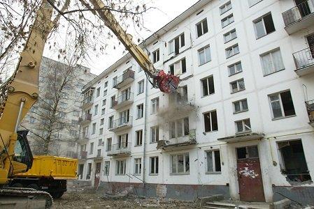 Закон о реновации принят в окончательном чтении