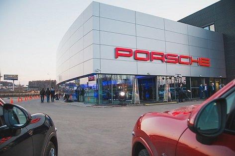 Верховный суд стал на сторону дилера Porsche в споре с ФНС