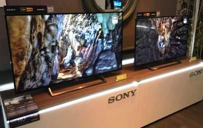 Обзор телевизора SONY KD-55XE8096