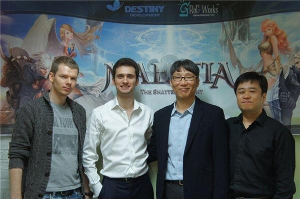 Антон Аграновский ушел из «Destiny Development», занявшись венчурными инвестициями