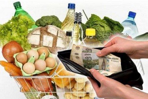 В России стремительно вырос в цене минимальный набор продуктов
