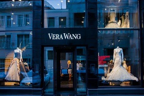 Единственный в РФ магазин Vera Wang закрыт