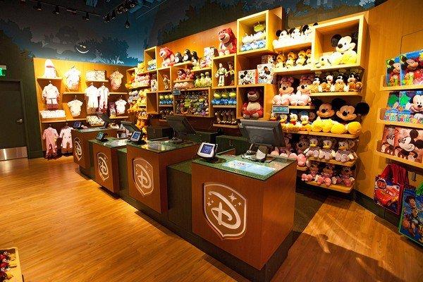 Первый магазин «Disney Игрушки» заработает в Москве осенью