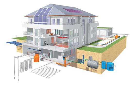 Комплексное решение системы водоотведения