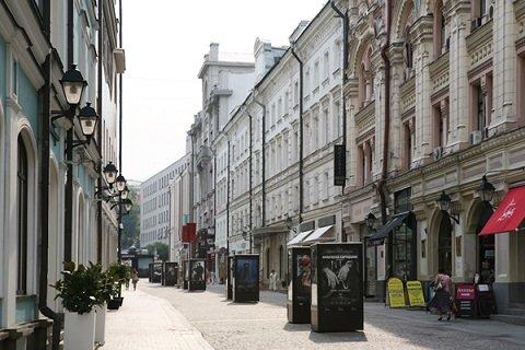 Аренда торговых помещений в центре Москвы стремительно подорожала