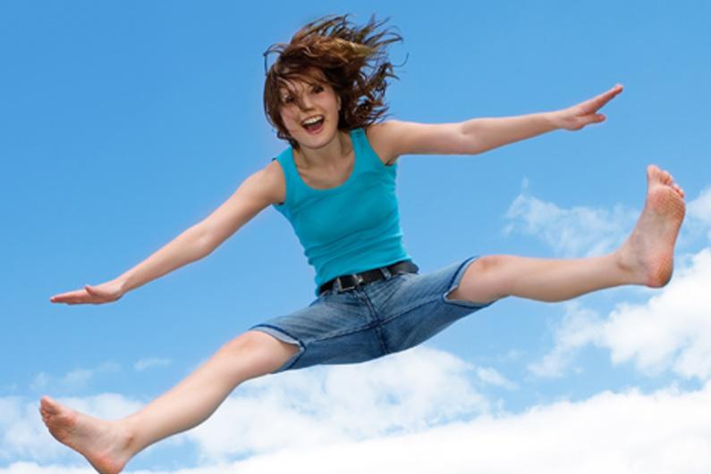 Почему для отдыха нужно выбрать прыжки на батуте