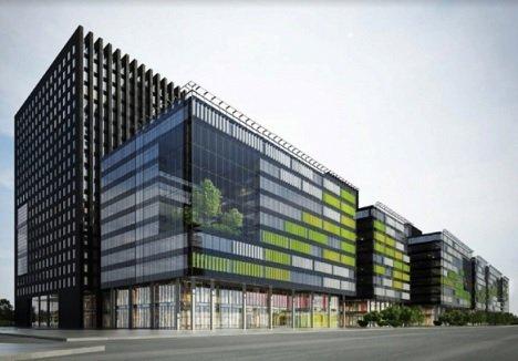 IKEA планирует построить в Новой Москве деловой центр