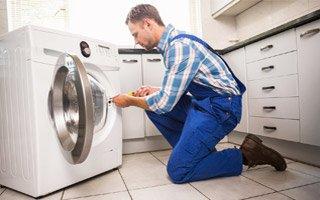 Ремонт стиральных и посудомоечных машин в Москве