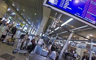 Проверка ресторанов в аэропортах