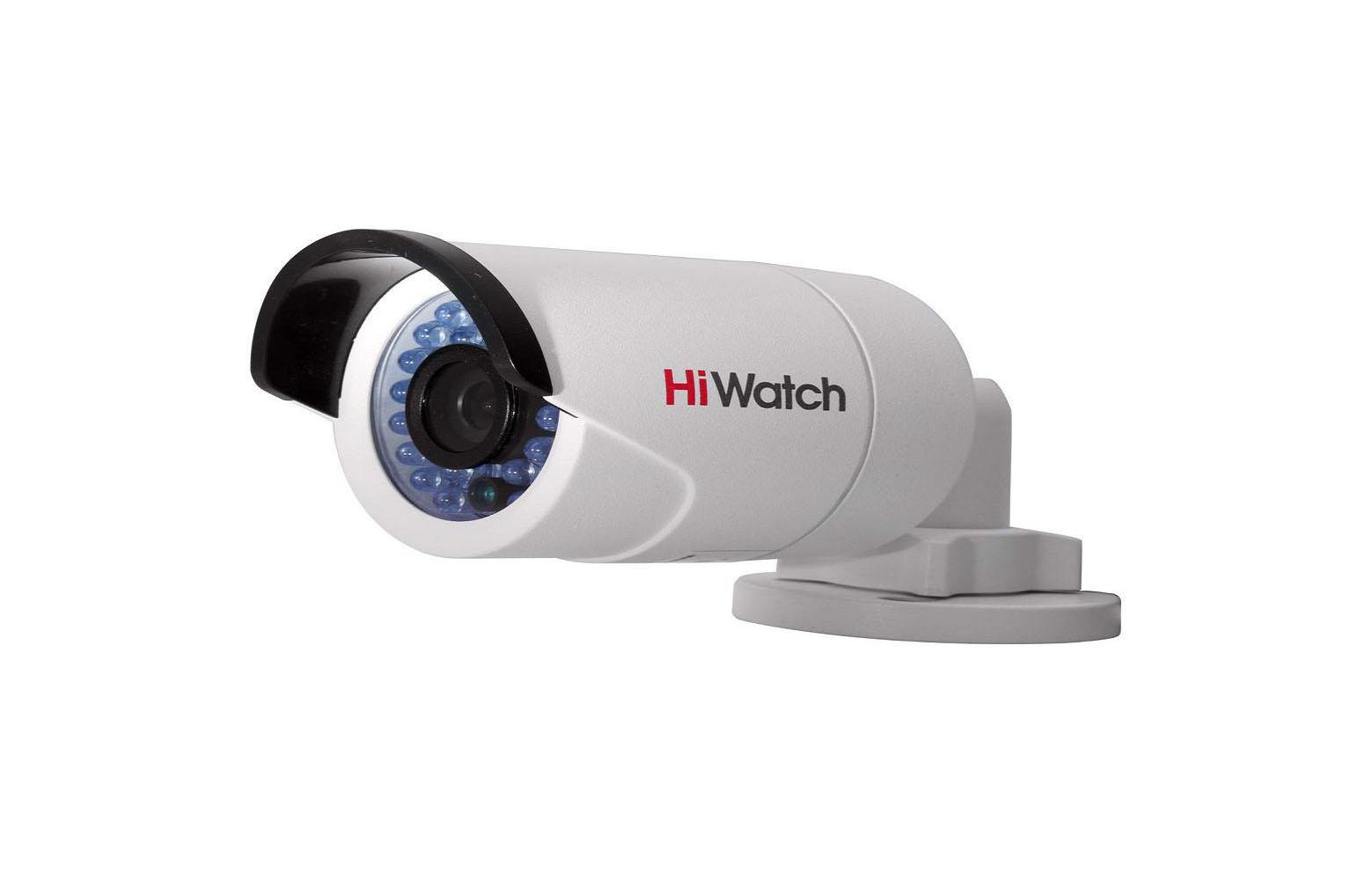 IP-камеры видеонаблюдения HiWatch
