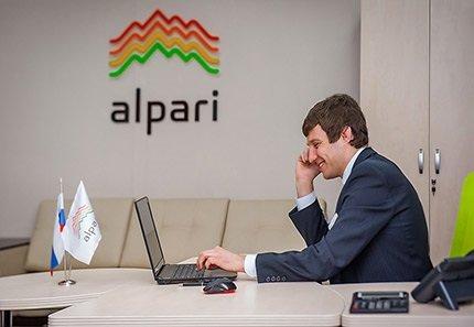 Alpari опубликовал результаты работы за полугодие