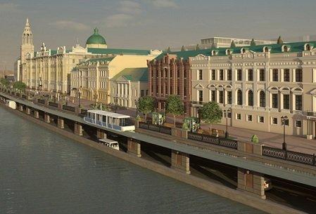 В центре Москвы появится крупный МФК