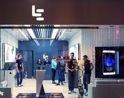 «LeEco» закрывает свой магазин в «Атриуме»