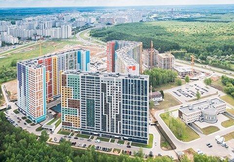 Высота новостроек для переселенцев будет ограничена 14 этажами