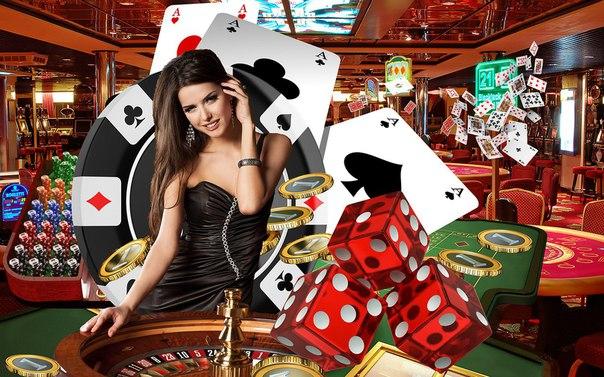 Начинайте играть в казино без ограничения ставок