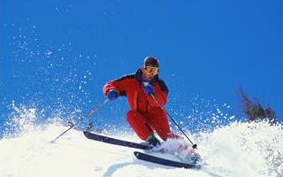 Как научиться кататься на горных лыжах?