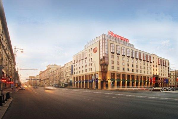 Рядом с «Домодедово» появится крупнейший «Sheraton» в России