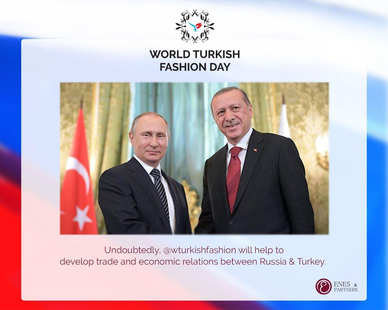 World Turkish Fashion Day — первый в России мода-форум