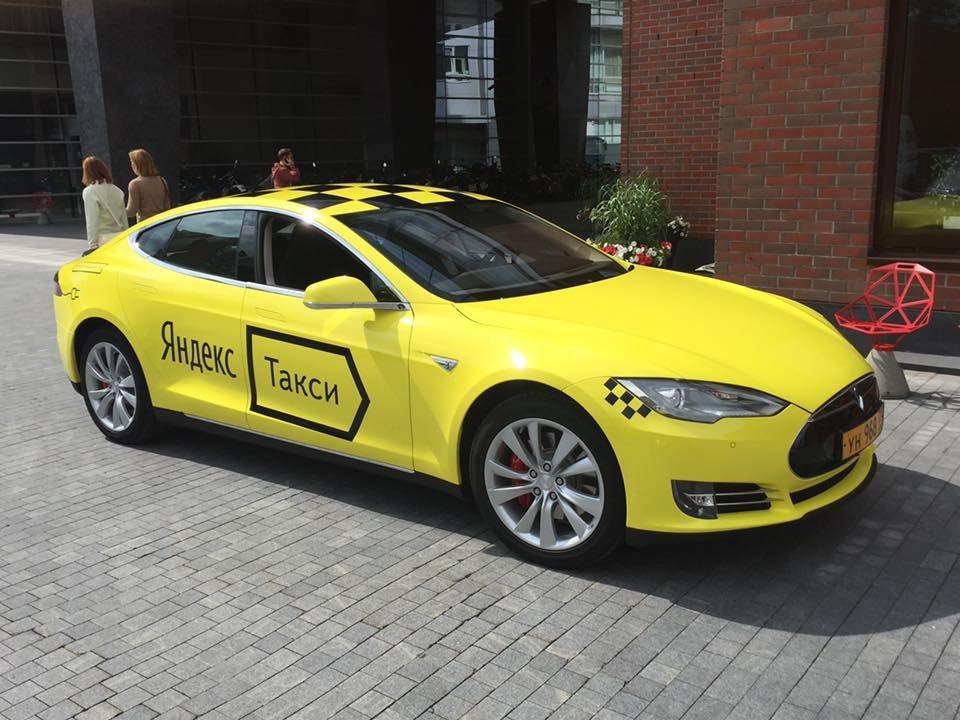 «Яндекс.Такси» прорабатывает вопрос страхования пассажиров